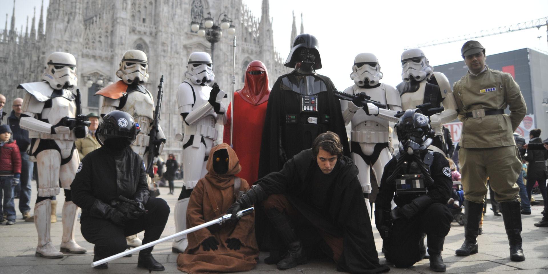 Star Wars, Ravenna