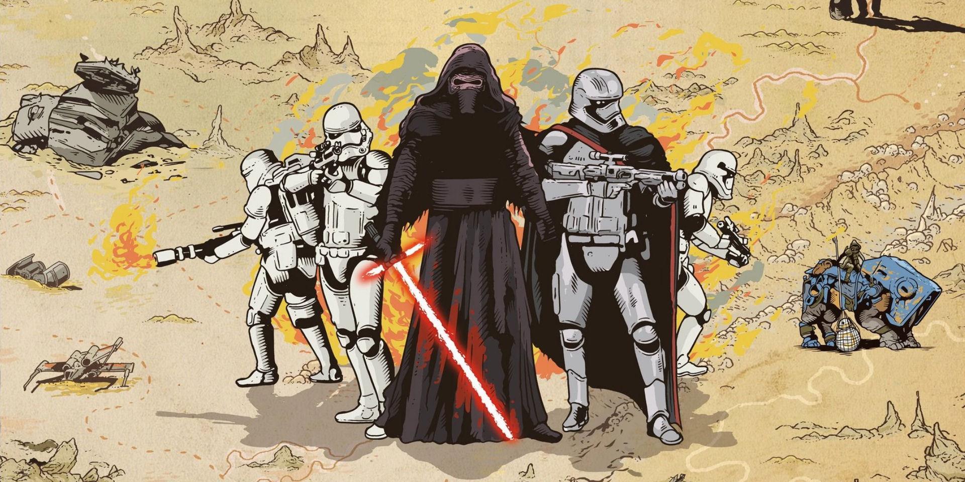 Star Wars Il risveglio del potere Action Personaggio Capitano Rex HASBRO DISNEY