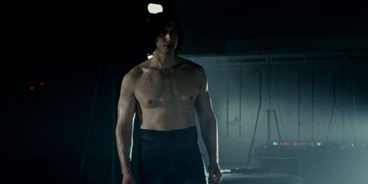 Kylo Ren è nudo! 50 sfumature di Kylo