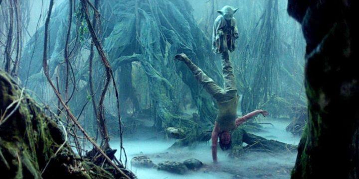 Star Wars Yoga Practice