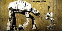 Banksy e la Street Art Stellare