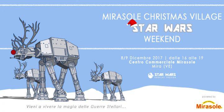Mirasole Christmas Village Star Wars Weekend