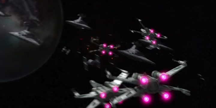 Star Wars Rebels in rotta verso Rogue One