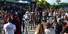 Laboratori Spaziali con le Legioni di Star Wars