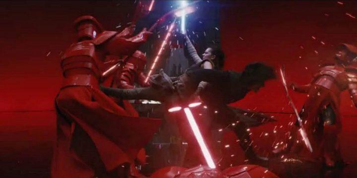 Un errore in The Last Jedi scovato da un fan