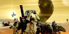 Dune e Star Wars: gemelli a confronto