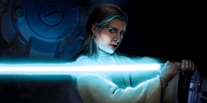 Leia, la prima dei nuovi Jedi