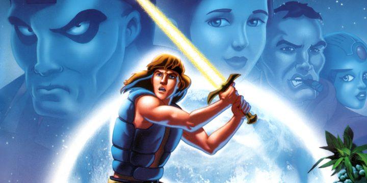Starchaser – La leggenda di Orin