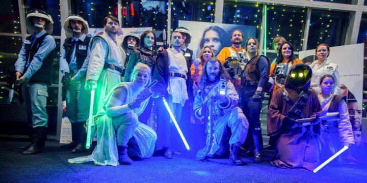 Gli Ultimi Jedi a Cartoomics