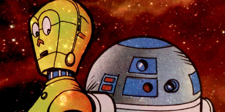 Star Wars: Droids Adventures
