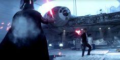 Darth Vader nel film su Han Solo?