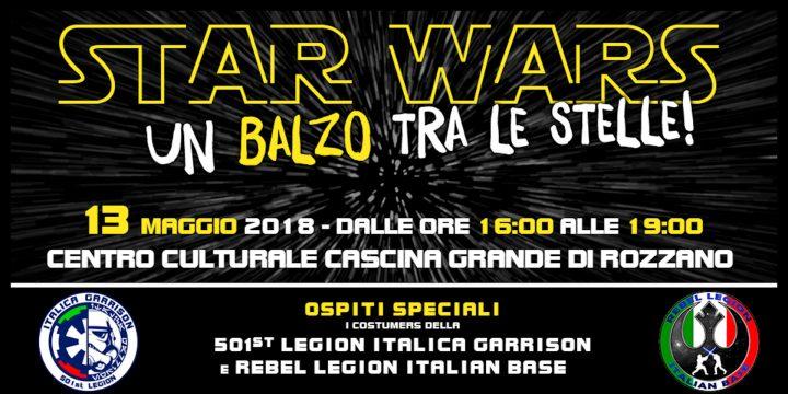 Star Wars… un balzo tra le stelle!