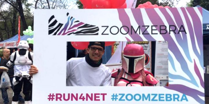 Star Wars @ ZoomZebra #Run4Net 2018
