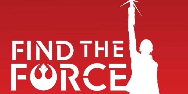 Find the Force @ Force Friday II