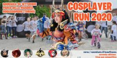 La Cosplayer Run diventa Stellare