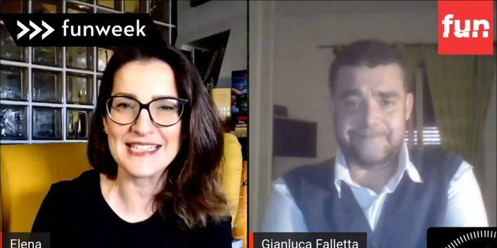 Gianluca Falletta parla di Cosplay su Funweek