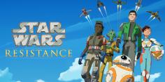 La seconda stagione di Star Wars Resistance su Disney+ anche in Italia