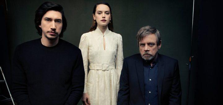Il cast di Star Wars agli Academy Awards
