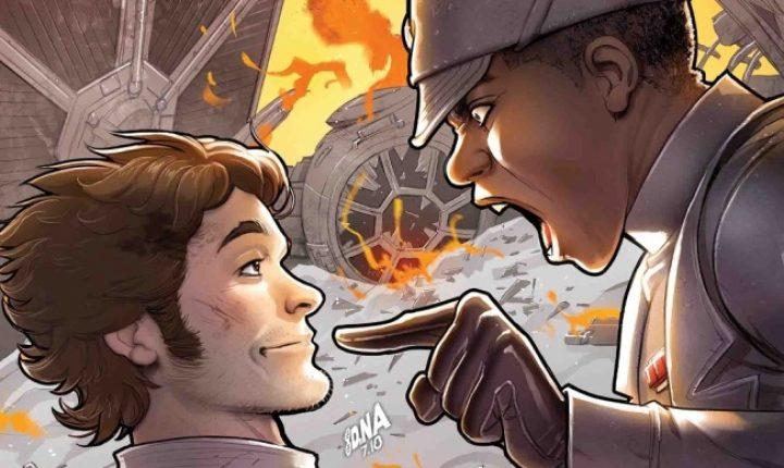 Han Solo: Imperial Cadet – fumetto in arrivo a Novembre