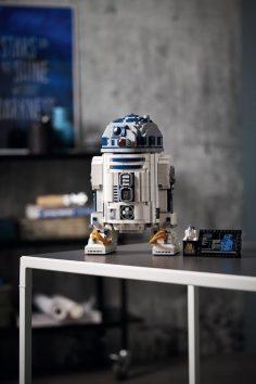 Il nuovo R2-D2 Lego per festeggiare i 50 anni di Lucasfilm