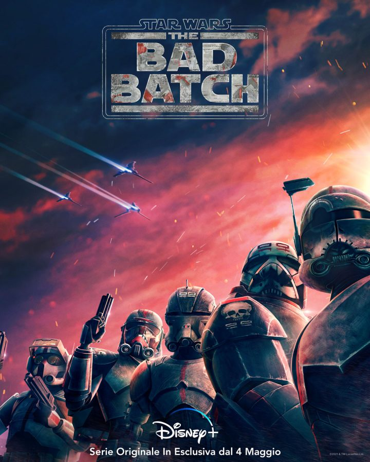 Star Wars: The Bad Batch dal 4 Maggio