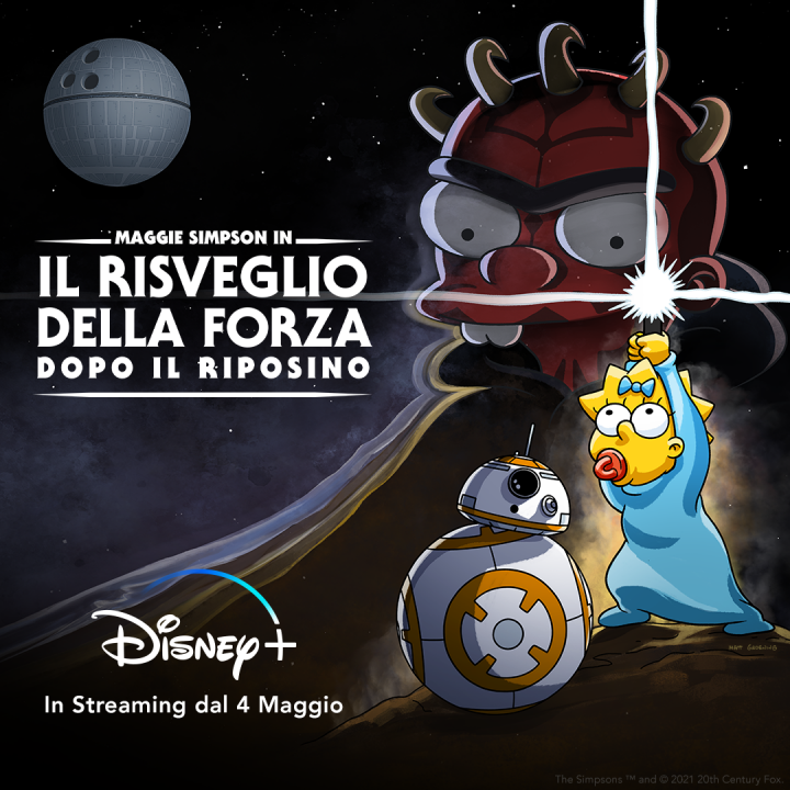 Disney+ celebra lo Star Wars Day