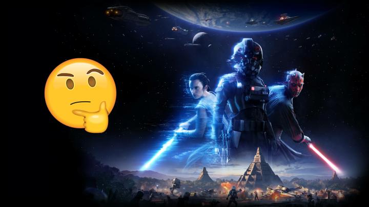 In che situazione è Star Wars Battlefront 2?