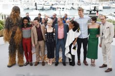 Solo: A Star Wars Story riceve la standing ovation a Cannes