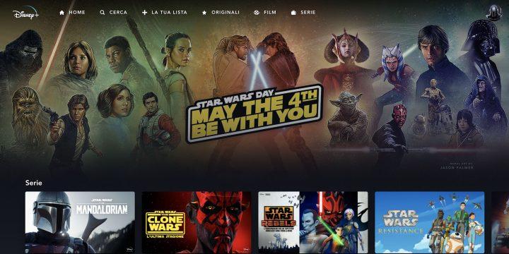Disney+ pubblica i concept originali per lo Star Wars Day