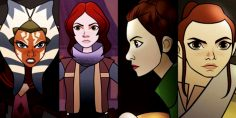 Star Wars al femminile: Forces of Destiny