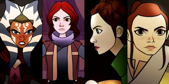 Star Wars al femminile: Forces of Destiny