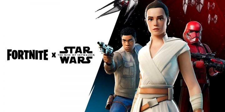 Anche Fortnite celebra lo Star Wars Day