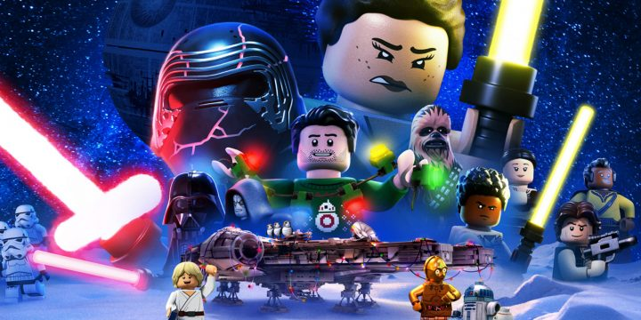 The Lego Star WarsHoliday Special