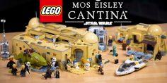 Lego 75290 – Mos Eisley Cantina