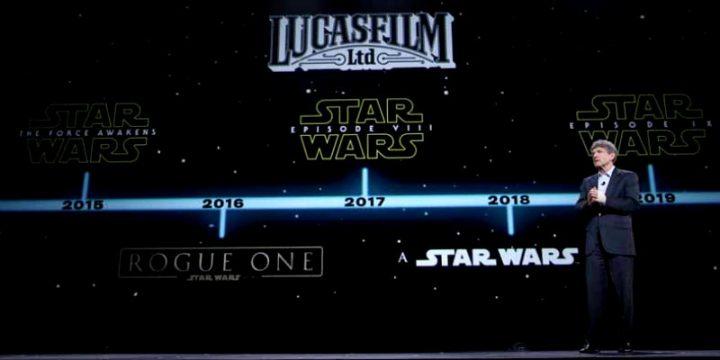 Star Wars e la politica dei Rumor