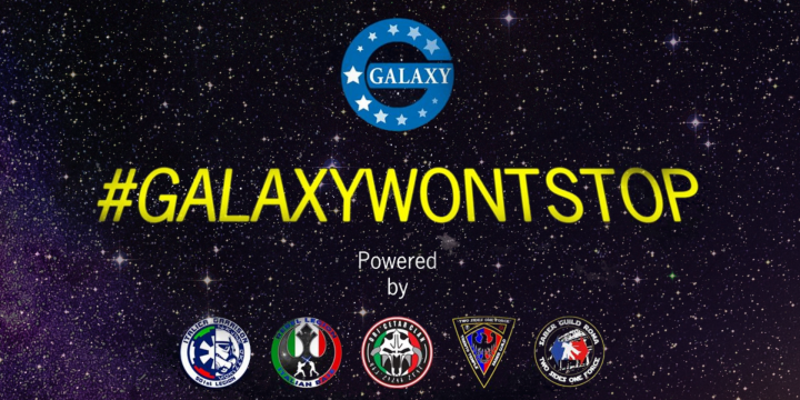 #galaxywontstop La raccolta fondi delle Legioni