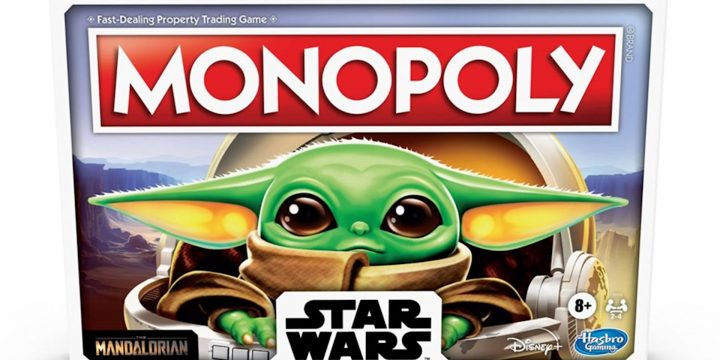 Monopoly The Mandalorian – The Child Edition