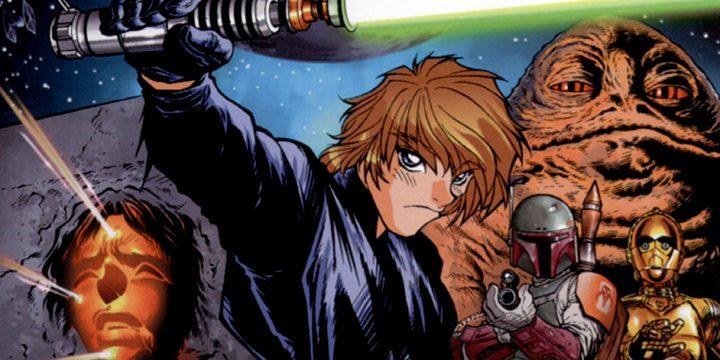 Star Wars il Manga, info sulla serie