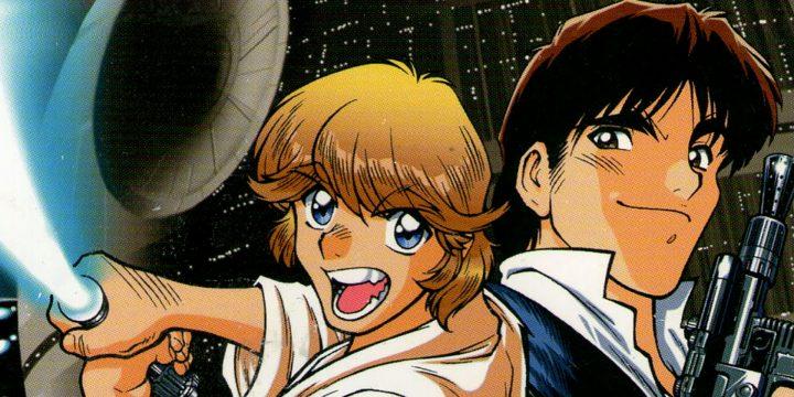 Star Wars: A New Hope – Manga