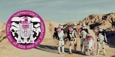 The Pink Force: La regione Rosa con R2–KT