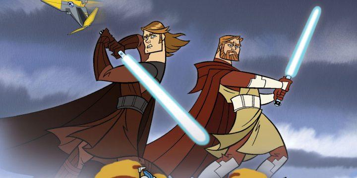 Clone Wars: Gli Episodi
