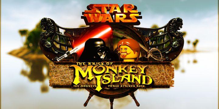 Star Wars – The Brick of Monkey Island