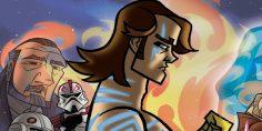 Star Wars: Clone Wars di Genndy Tartakovsky