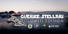 Guerre Stellari Dolomiti Edition