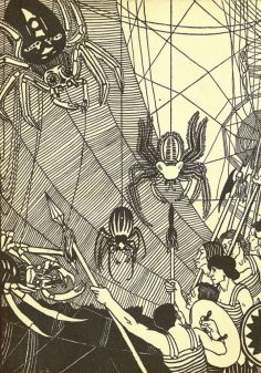 La Storia Vera di Luciano di Samosata: il primo libro di Fantascienza