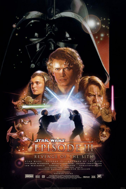 Episodio III – La vendetta dei Sith
