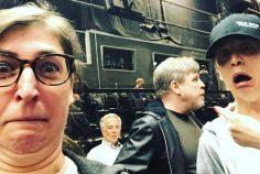 The Big Bang Theory: Finale di stagione con Mark Hamill