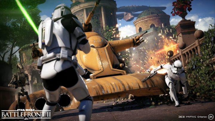 Aggiornamenti per la Roadmap di Star Wars Battlefront 2