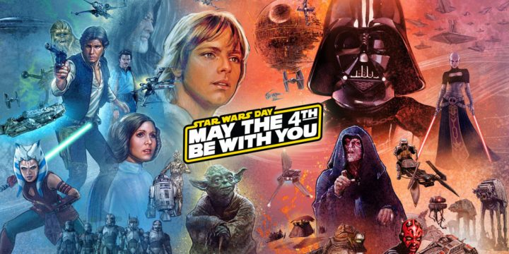 "Star Wars Day: Cosa significa ""May the 4th be with You""?"