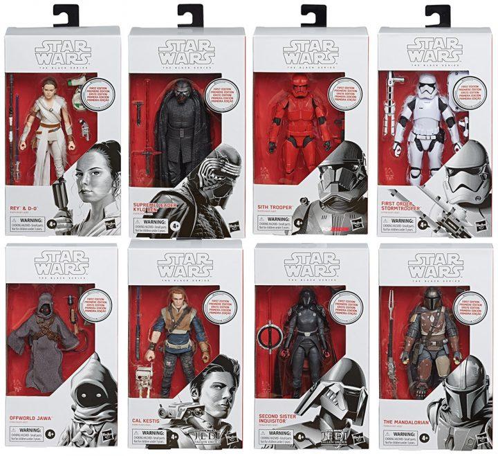 Hasbro Star Wars: Gli annunci al New York Comic Con